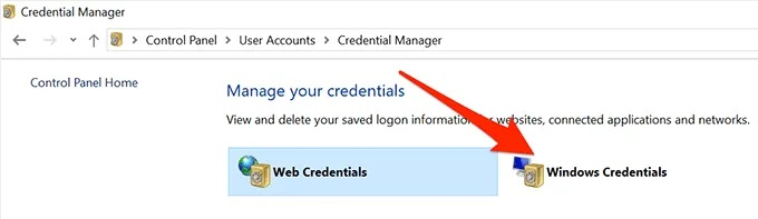 credentials-options