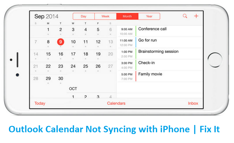 Outlook-Calendar-Not-Syncing-with-iPhone