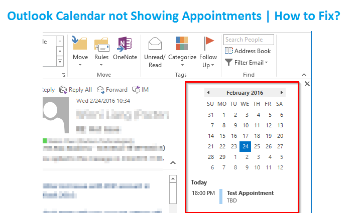 Outlook-Calendar-not-Showing-Appointments