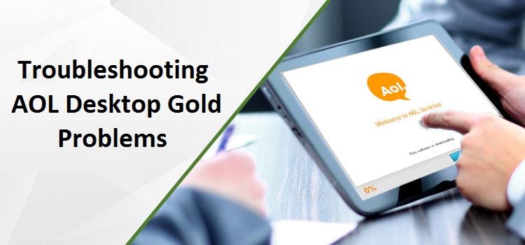 AOL-Desktop-Gold-Problems