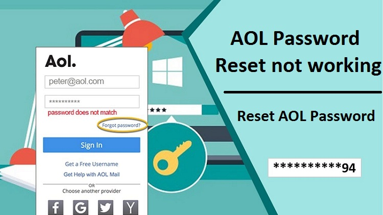AOL-Password-Reset-not-working