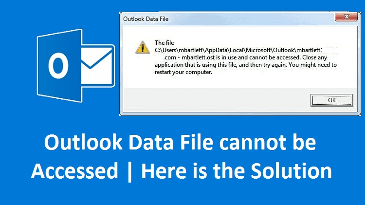 Outlook-Data-File-cannot-be-Accessed