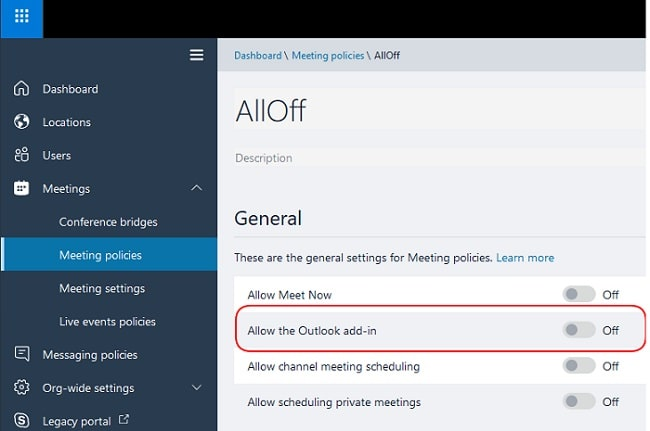 Allow-Scheduling-Private-Meetings