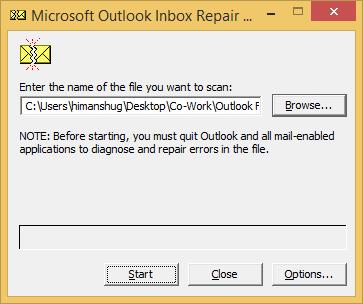 Outlook-PST-Repair