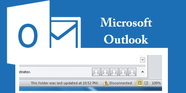 outlook-disconnected