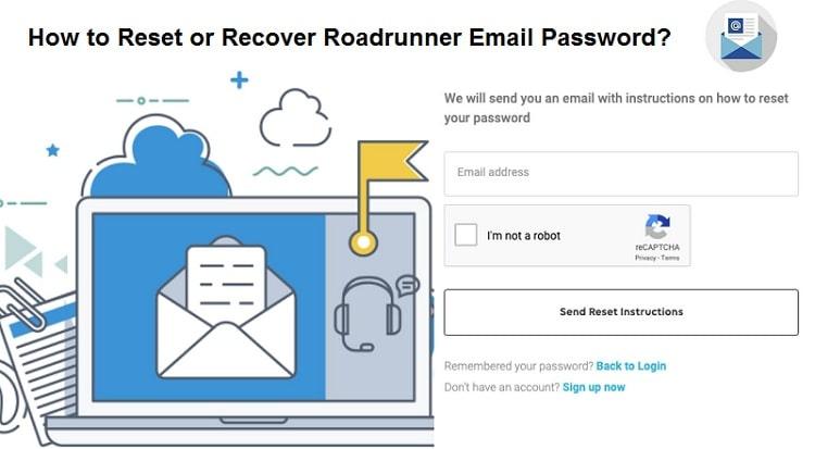Roadrunner-Email-Password