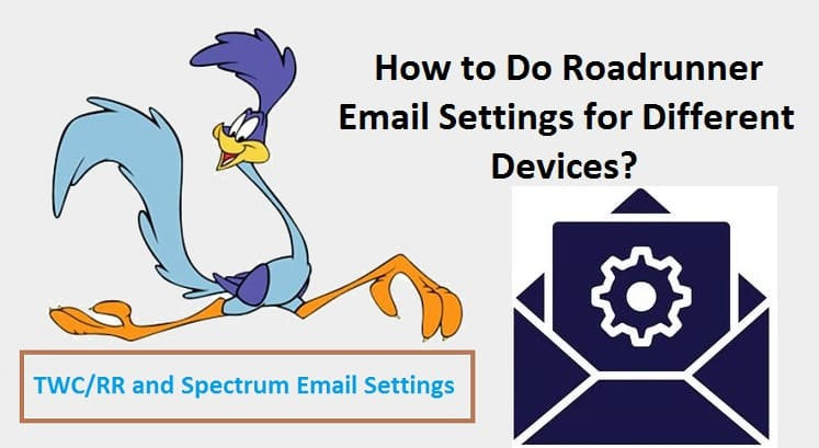 Roadrunner-Email-Settings