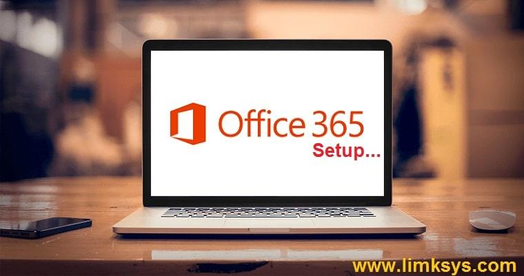 Setup-Microsoft-Office-365
