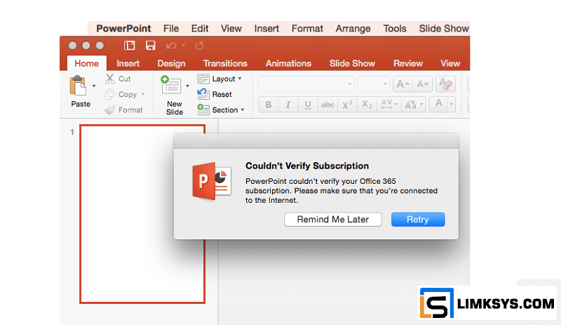 Couldn't-Verify-Office-365-Subscription