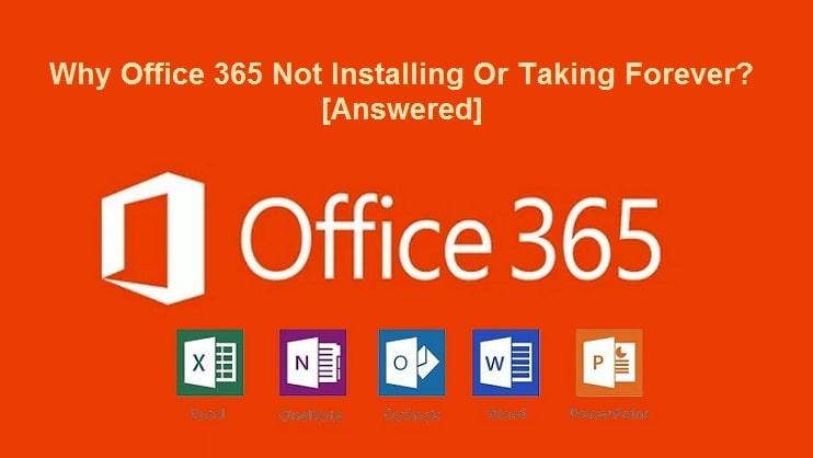 Office-365-Not-Installing